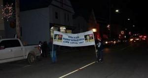 Christmas parade Parrsboro (3) - 2014