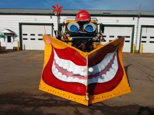 Unit 13 - Sammy the Snowplow